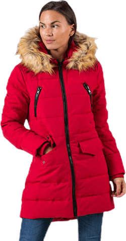 Joy Jacket Red