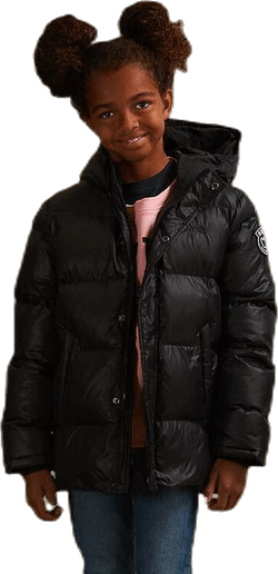 Ellis Jr Jacket Black