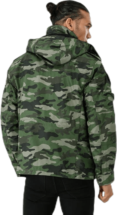 Ben Jacket Patterned