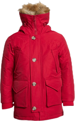 Smith Jr Jacket Red