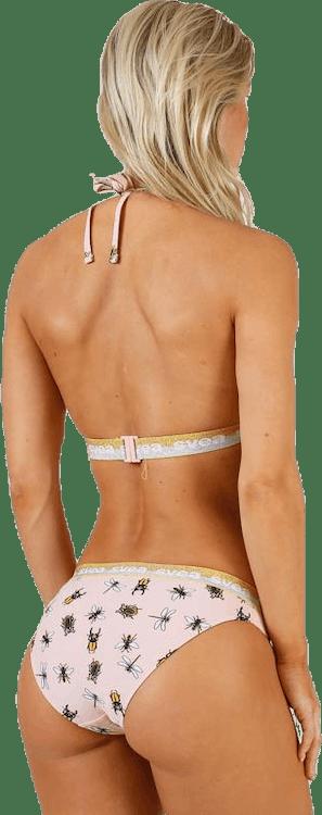 Sardinien Triangle Bikini Set Pink