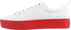 Arlo Three White/Red