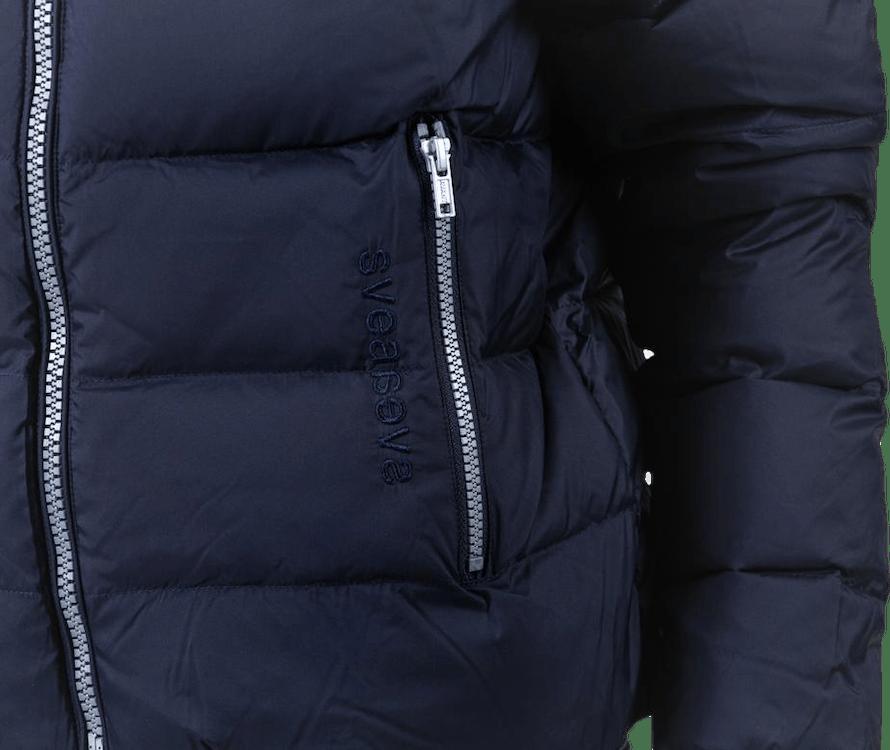 Short Light Weight Jacket Blue