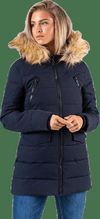 Joy Jacket Blue