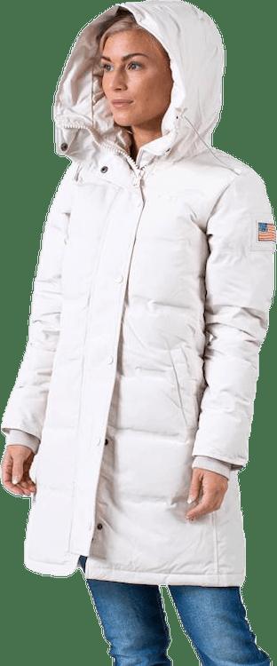 Ida Jacket White