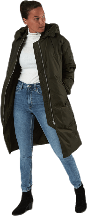 Patsy Jacket Green