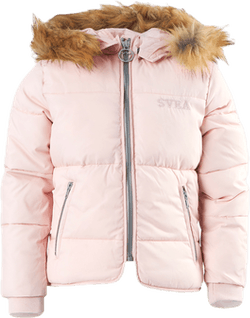 Short Slim Jacket Jr Pink