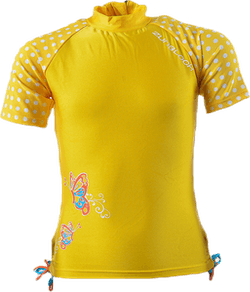 Suntop SS Butterfly Yellow