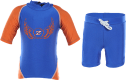 Suntop Set Rocky Blue/Orange