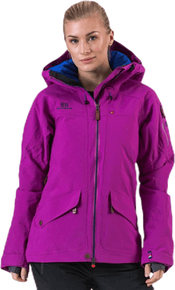 Brevent Jacket Purple