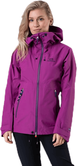 Chemin Jacket  Purple