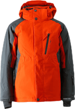 Eastwest Stretch Jacket Orange