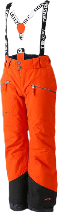 Fu Ski Pants Orange