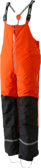 Dino Ski Pants Kid Orange