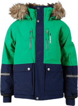 Daxian Ski Jacket Kid Green