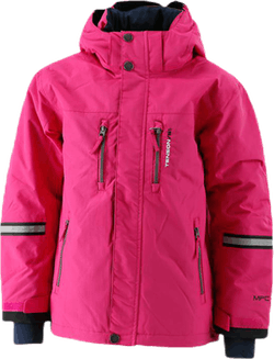 Davie Ski Jacket Kid Pink