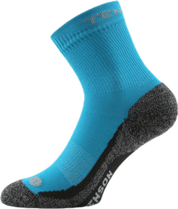 2-Pack Hiking Crew Jr Blue/Grey