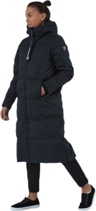 Shanna Down Parka Black