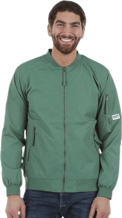 Granite Jacket Green