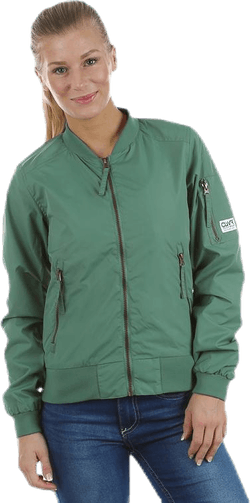 Pebble Jacket Green