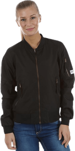 Pebble Jacket Black