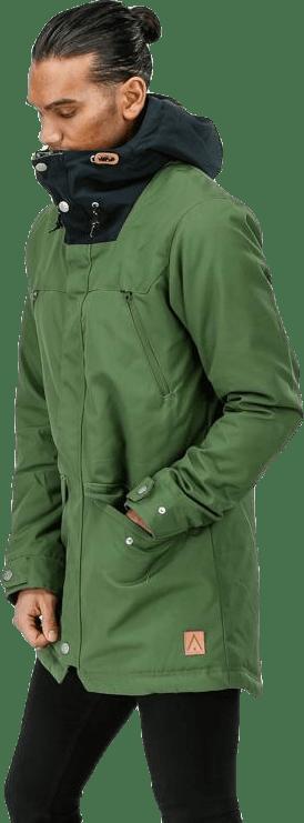 Diverse Jacket Green