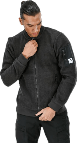 Rock Jacket Black/Grey