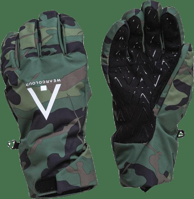 Rider Glove Green