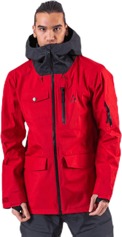 Hawk Jacket Red