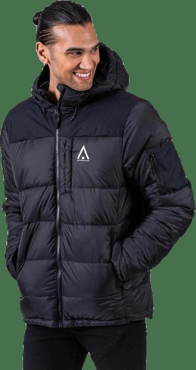 Zeal Jacket Black