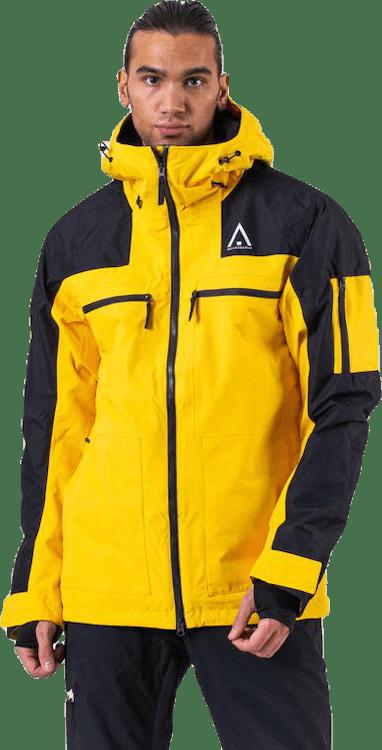 Frame Jacket Yellow