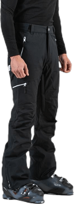 Sharp Pant Black