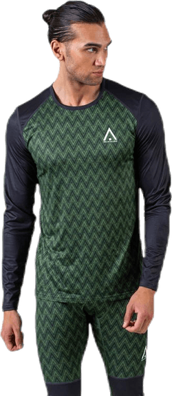 Guard LS Jersey Green