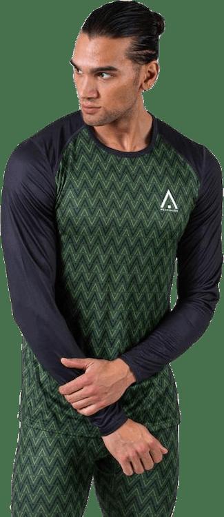 Guard LS Jersey Green