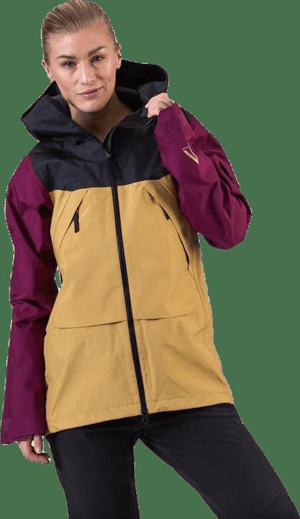 Owl Jacket Beige