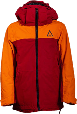 Split Jacket Youth Orange/Red