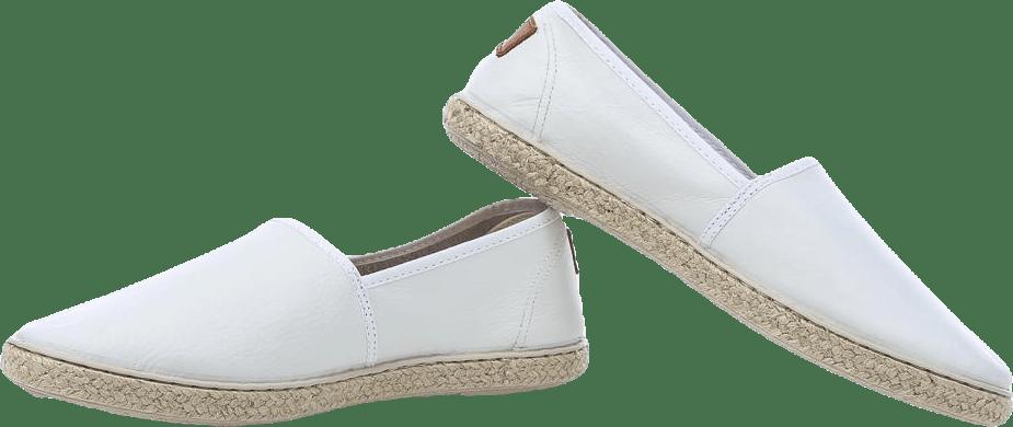 Drew Slip-On White