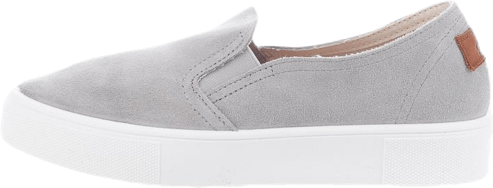 Ciaran Suede Slip-On Grey