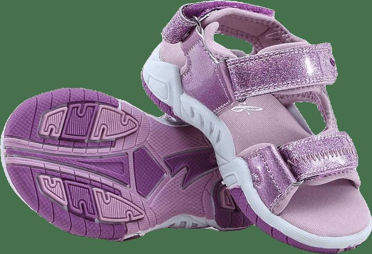 Puula Blinking Sandals Purple