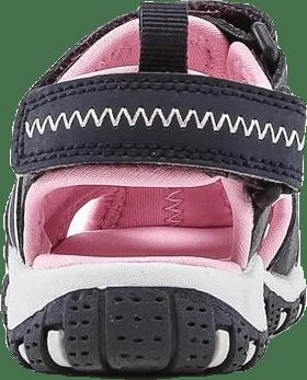 Runn Neoprene Sandal Pink/Grey