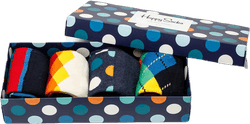 Mix 4-pack Gift Box Blue