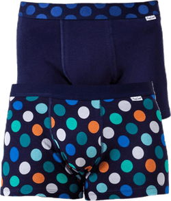 Big Dot Trunk 2-Pack Blue