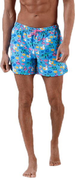 Pool Party Swim Shorts Blue