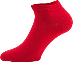 2-Pack Ice Cream Low Sock Black/Red