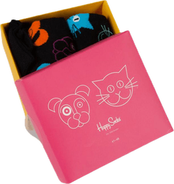 Cat VS Dog Gift Box Black