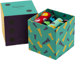 Game Night Gift Box Blue