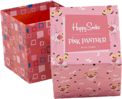 Pink Panther 3-pack Gift Box Black