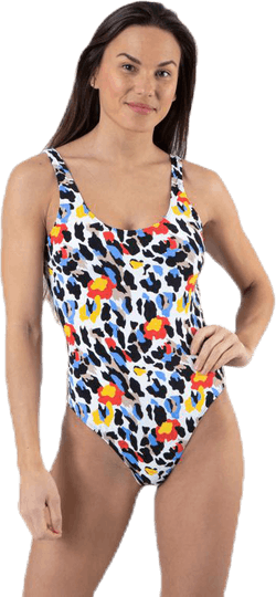 Leopard Swimsuit Patterned
