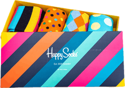 Classics 4-pack Gift Box Patterned