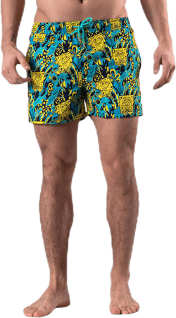 Sponge Bob Swim Shorts Blue/Yellow